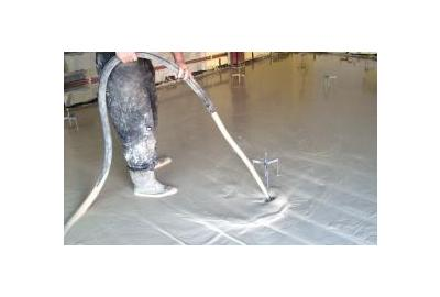 Best Practice for Protecting a Newly Installed Screed Floor