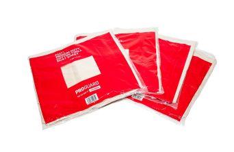 Proguard Polythene Backed Cotton Twill Dust Sheet