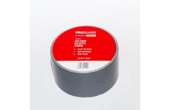Proguard Silver Cloth Tape